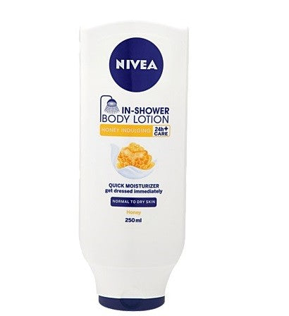 NIVEA LOTION HONEY MILK 250ML