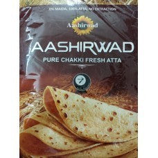 AASHIRWAD ATTA (NZ MADE) 20KG