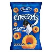 BLUEBIRD CHEEZELS 120G