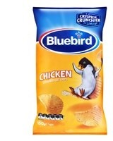 BLUEBIRD CHICKEN ORIGINAL CUT CHIPS 150G
