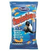BLUEBIRD TWISTIES 120G