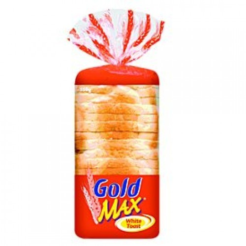 GOLD MAX TOAST BREAD 750G