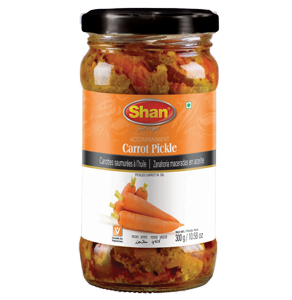 SHAN CARROT PICKLE 1KG