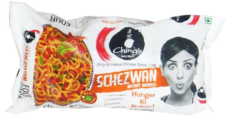 CHING'S SCHEZWAN INSTANT NOODLES 300GM