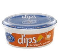 COUNTRY GOODNESS DIPS CHEESE & ONION 250G