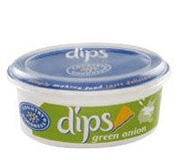 COUNTRY GOODNESS DIPS GREEN ONION 250G