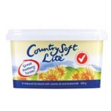 COUNTRY SOFT LITE SPREAD 500G