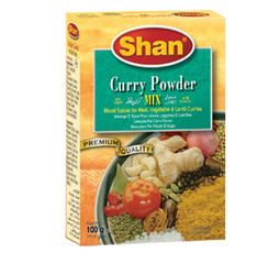 SHAN SPICE MIX FOR CURRY POWDER