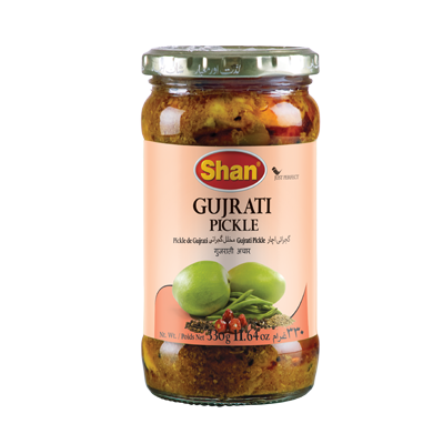 SHAN GUJRATI PICKLE 1KG