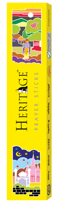 HERITAGE INCENSE STICKS