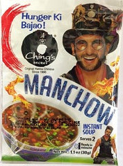 CHING'S MANCHOW INSTANT SOUP 30GM