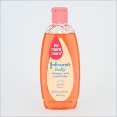 JOHNSONS BABY BABY SHAMPOO & CONDITIONER 200ML