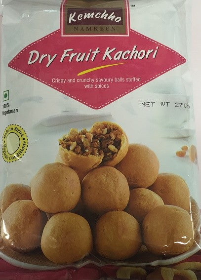 KEMCHHO DRY FRUIT KACHORI 270G
