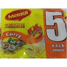 MAGGI CURRY NOODLES 5PACK