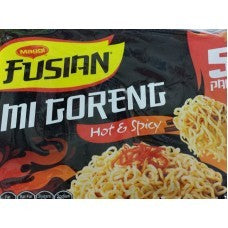 MAGGI MI GORENG HOT & SPICY 5PACK