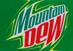 MOUNTAIN DEW 440ML