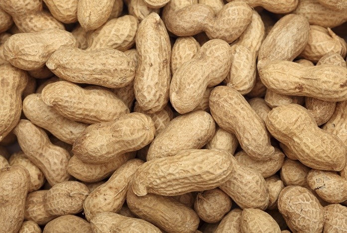 PEANUTS WHOLE 500G