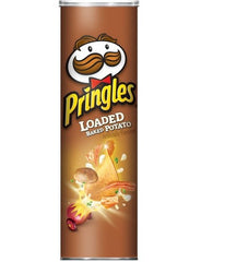 PRINGLES POTATO CRISPS LOADED BAKED POTATO 150G