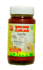 PRIYA GARLIC PICKLE (SWEET) 300G