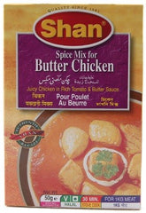 SHAN BUTTER CHICKEN MIX