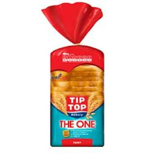 TIP TOP WHITE TOAST BREAD 700G