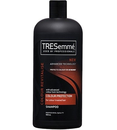 TRESEMME SHAMPOO COLOUR PROTECTION 900ML