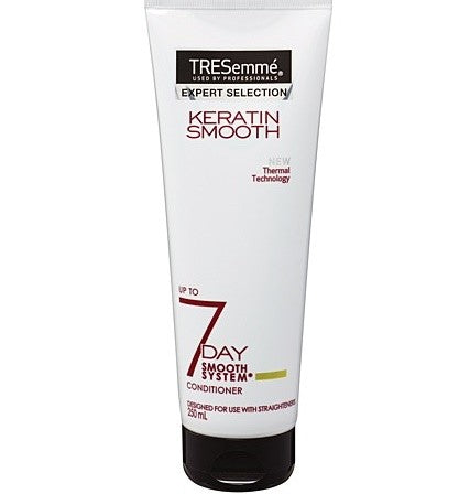 TRESEMME CONDITIONER KERATIN SMOOTH 7DAY SMOOTH 250ML
