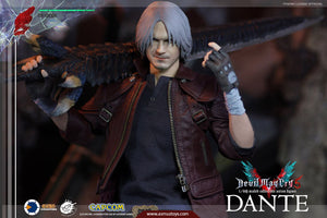 ASMUS Unveils Devil May Cry 5 - Dante 1/6 Scale Figure