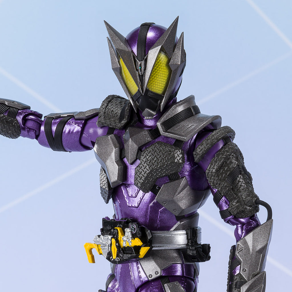 S.H.Figuarts Kamen Rider Horobi Sting Scorpion Revealed!
