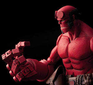 1000Toys to Reissue Hellboy 1/12 Scale Action Figure