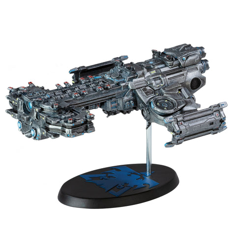 Starcraft 2: TERRAN BATTLECRUISER Mini Replica