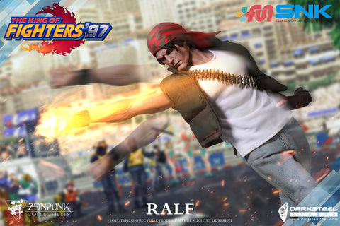 The King of Fighters 97 Ralf Jones 1/6 Scale Figure