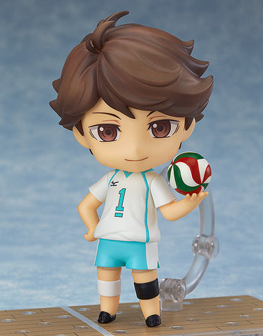 Nendoroid Toru Oikawa (2nd re-run)