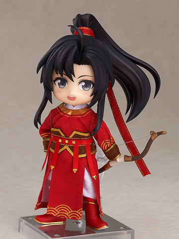 Nendoroid Doll Wei Wuxian Qishan Night-Hunt Ver.