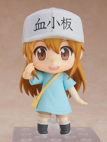 Nendoroid Platelet Cells at Work - GeekLoveph