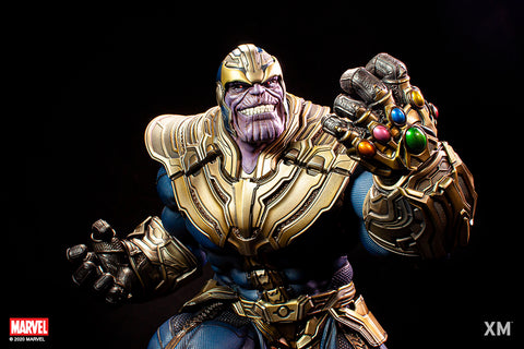 XM Studios Thanos (Stand-alone) 1/4 scale
