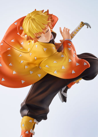 ConoFig Demon Slayer: Kimetsu no Yaiba Zenitsu Agatsuma Figure Re-run