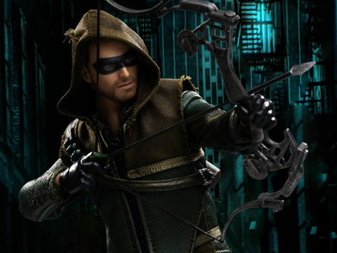 Star Ace: Green Arrow 2.0 1/8 scale