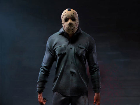 Pre Order Iron Studios Jason Art Scale 1/10 - Friday the 13th - GeekLoveph