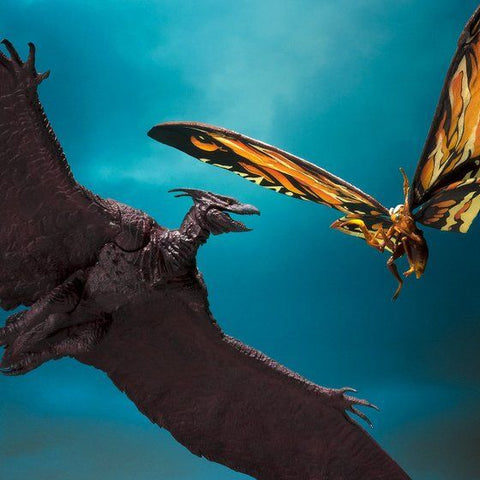 S.H.Monsterarts Mothra and  Rodan (2019)