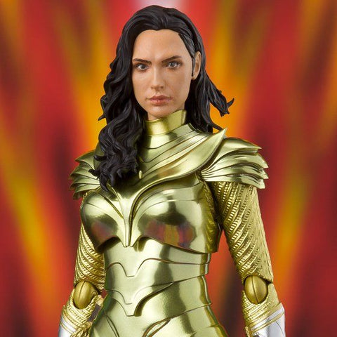 S.H.Figuarts Wonder Woman Golden Armor (WW84)