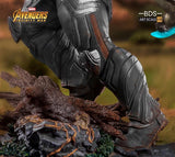 Pre Order Avengers: Infinity War Battle Diorama Series Cull Obsidian 1/10 Art Scale Statue - GeekLoveph