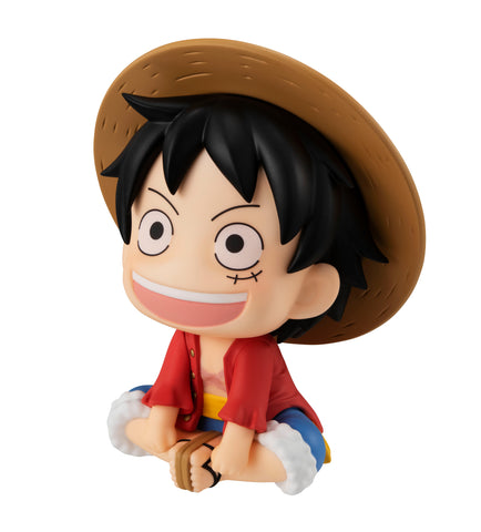 One Piece Look Up Series Monkey D. Luffy