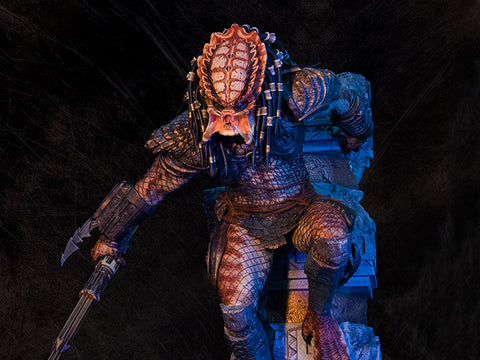 Infinity Studio: Predator 2 Elite City Hunter Predator 1/4 Scale Limited Edition Statue