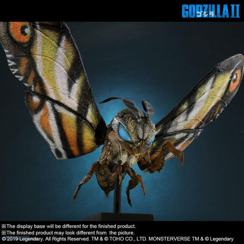 X-PLUS DefoReal Mothra 2019