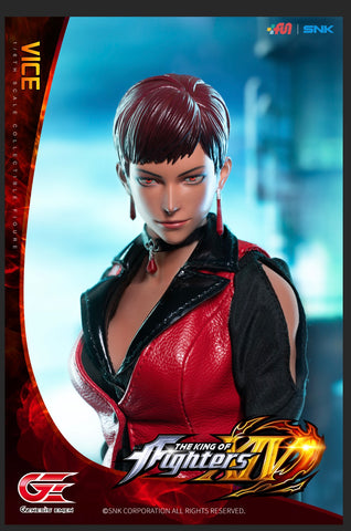 The King of Fighters XIV Vice 1/6 Scale Figure