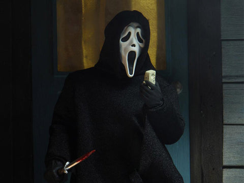 Scream Ultimate Ghostface Figure