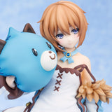 Hyperdimension Neptunia Blanc (Wake Up Ver.) 1/8 Scale Figure