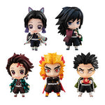 Demon Slayer Tanjirou & the HASHIRAs Mascot set A and B Box with gift