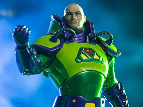 Iron Studios: DC Comics Lex Luthor 1/10 Art Scale - GeekLoveph